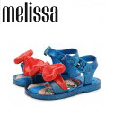 【送料無料】Melissa メリッサ キッズ 32531 Mini Mar Sandal Snow White ミニ カンパーナ 子供靴 ラバーシューズ 靴 ブランド