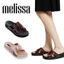 ショッピングメリッサ 【送料無料】Melissa メリッサ シューズ レディース COSMIC II おしゃれ 靴 サンダル Pink ピンク Black ブラック ファッション 32295