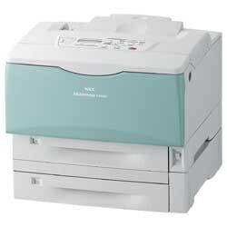 NEC PR-L8450NW モノクロレーザプリンタ MultiWriter 8450NW赤い