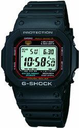 カシオ計算機(CASIO) GW-M5610-1JF G-SHOCK ソーラー電波時計 GW-M5600 Series (樹脂バンド)