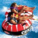 トーイングチューブ バナナボート 2人乗り SPORTSSTUFF スポーツスタッフ CRAZY 8 クレイジーエイト