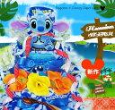 ★おむつケーキ/オムツケーキ/ディズニー シリーズ3段/ディズニー好き必見/3段おむつケーキ★★出産