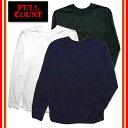 FULL COUNT/フルカウント 5222L 長袖Tシャツ ロンT フルカウント アメカジ