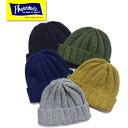 ショッピング小物 Pherrow's フェローズ 18W-PSWC1 シルクウールニットキャップ ワッチキャップ 帽子 ニット帽 小物 プレゼント