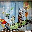 RoomClip商品情報 - トイ・ストーリー カーテン【幅100×丈135,150,178,185,200cm】/ディズニー