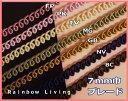 トリミングレース ブレード 1m ★7mm巾ブレード(トリミングレース)Loop★1m〜★【カルトナージュ 材料】【ブレード 1m〜】