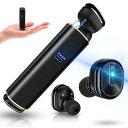 ワイヤレスイヤホン Bluetooth イヤホン 高音質 ブルートゥースイヤホン Bluetooth4.2 小型 スポーツ イヤホン 片耳 両耳 完全ワイヤレ..