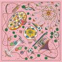 綿風呂敷 ふろしき 遊園地 【MISATO ASAYAMA】二巾(75cm幅) エコバッグ 母の日 父の日 ギフト プレゼント クリスマス おしゃれ 可愛い 一升餅 名入れ可 ピンク
