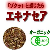 オーガニック ハーブティ  エキナセア有機JAS 100g【店頭受取対応商品】