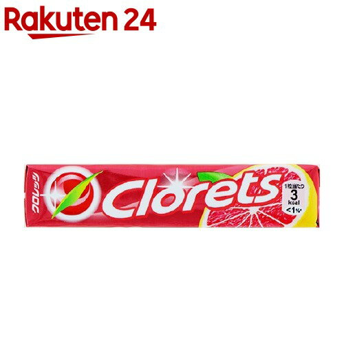 クロレッツXP ピンクグレープフルーツミント 粒(14粒入)【クロレッツ】