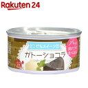 【訳あり】トーヨーフーズ どこでもスイーツ缶 ガトーショコラ(150g)