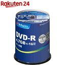 バーベイタム DVD-R データ用 1回記録用 1-16倍速 DHR47JP100V4(100枚入)