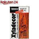 キシラデコール 111 ウォルナット 4L(4L)【キシラデ...