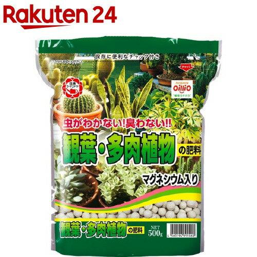 観葉植物の肥料(500g)