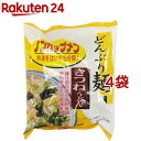 トーエー どんぶり麺・きつねうどん 21175*4コ(1食4コセット)