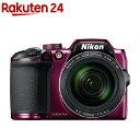 ニコンデジタルカメラ クールピクス B500 プラム(1台)...