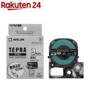 テプラ・プロ テープカートリッジ マットラベル 透明 9mm SB9TS(1コ入)【テプラ(TEPRA)】
