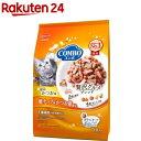 コンボ 猫下部尿路の健康維持 かつお味 鮭チップ かつお節添え(140g 5袋入)【コンボ(COMBO)】