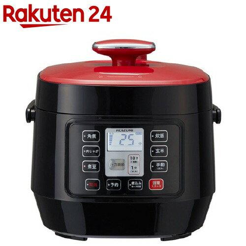 コイズミ マイコン電気圧力鍋KSC-3501/R