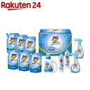 アタック 抗菌EX スーパークリアジェル 洗剤ギフト KAK-50(1セット)【アタック ギフト】[