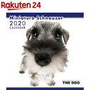 THE DOG 2020年版カレンダー ミニチュア・シュナウザー(1冊)【ザ ドッグ(THE DOG)】