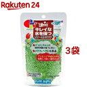 ひかり カラーぷちサンド 黄緑(120g*3袋セット)