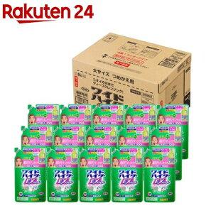 ワイドハイター EXパワー 漂白剤 詰め替え 大サイズ 梱販売用(880ml*15コ入)【ワイドハイター】