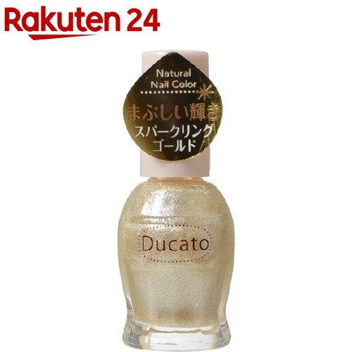 デュカート ナチュラルネイルカラーN 10 スパークリングゴールド(11mL)【デュカート】