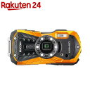 リコー タフネスカメラ WG-50 オレンジ(1台)...