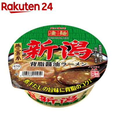 新潟背脂醤油ラーメン ニュータッチ