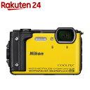 ニコン デジタルカメラ COOLPIX W300 イエロー(...