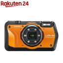 リコー タフネスカメラ WG-6 オレンジ(1台)