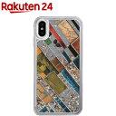 アイカバー iPhone X スパークルケース ストーンアー iC10346i8(1コ入)【アイカバー(icover)】