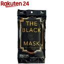 ブレスキーパーカップ ブラックマスク ふつうサイズ(7枚入)