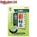 食事のおともに食物繊維入り緑茶(6g*60包)[血糖値 特定...