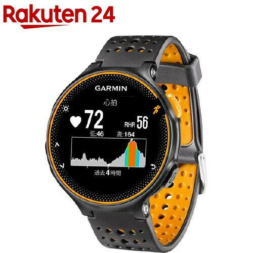 GARMIN(ガーミン) ForeAthlete 235J BlackOrange (日本正規品) 37176J(1コ入)【GARMIN(ガーミン)】【送料無料】