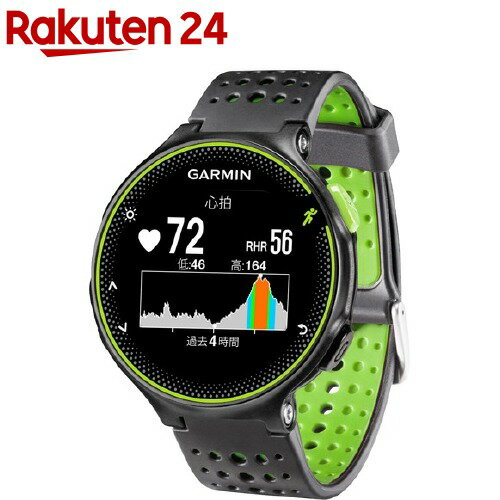GARMIN(ガーミン) ForeAthlete 235J BlackGreen (日本正規品) 37176K(1コ入)【GARMIN(ガーミン)】【送料無料】