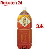 神戸茶房 烏龍茶(2L*3本セット)【神戸茶房】