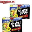 脱臭炭 冷蔵庫用大型 脱臭剤(240g 2コセット)【脱臭炭】