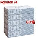 スコッティティシュー(400枚(200組)*5箱パック*12...