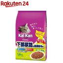 カルカン ドライ 下部尿路の健康維持用 まぐろと野菜味(1.6kg)【カルカン(kal kan)】