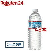 クリスタルガイザー シャスタ産正規輸入品エコボトル 水(500mL*48本入)【イチオシ】【クリスタルガイザー(Crystal Geyser)】[水 ミネラルウォーター 500ml 48本]