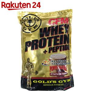 ゴールド ホエイプロテイン チョコレート プロテイン