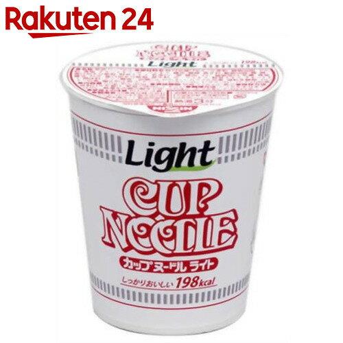 日清 カップヌードルライト 12個