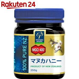 マヌカハニーMGO400+ 250g【SPDL_5】