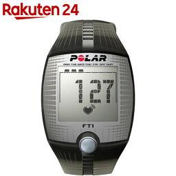 ポラール ハートレートモニター FT1 グレー【楽天24】[POLAR(ポラール) 心拍計(ハートレートモニター)]