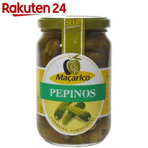 マサリコ コルニッションピクルス ペピーノス 350g