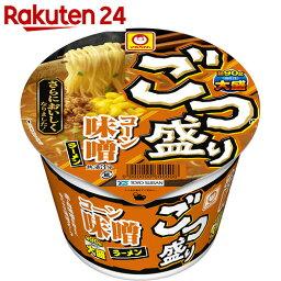 ごつ盛り コーン味噌ラーメン 138g×12個【楽天24】【ケース販売】[マルちゃん カップ麺]