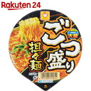 ごつ盛り 担々麺 133g×12個【楽天24】【ケース販売】[マルちゃん カップラーメン]