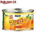 カンピー 南国果実 マンゴー F2号缶 225g【楽天24】【あす楽対応】[カンピー マンゴー(缶詰)]